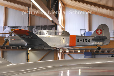 2011-06-11 U-134 Pilatus P2 Swiss Air Force