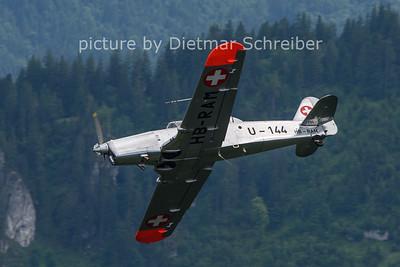 2021-07-10 HB-RAM Pilatus P2