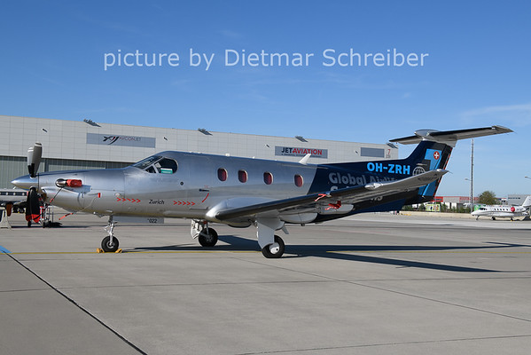 2021-05-09 OH-ZRH Pilatus PC12
