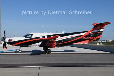 2021-05-10 N707NG Pilatus PC12
