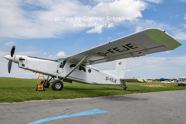 2021-08-20 D-FEJE Pilatus PC6