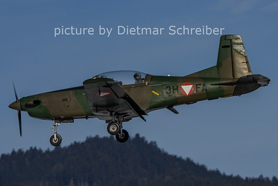 2021-01-20 3H-FA Pilatus PC7 Austrian Air Force