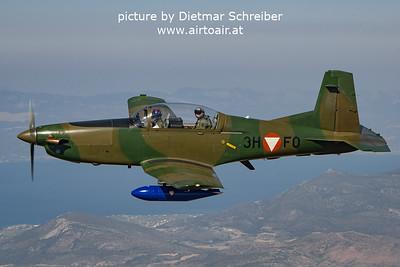 2021-09-02 3H-FO Pilatus PC7 Austrian Air Force