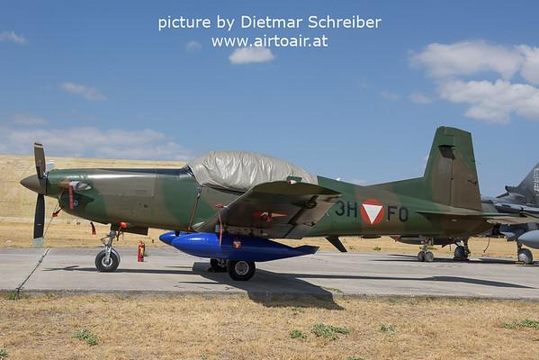 2021-09-03 3H-FO Pilatus PC7 Austrian AIr Force