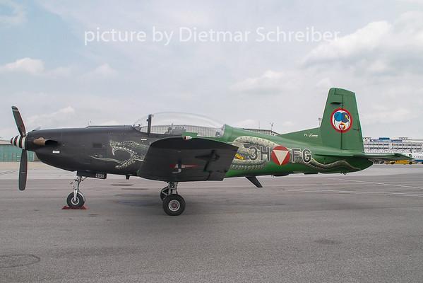 2008-06-26 3H-FG Pilatus PC7 Austrian Air Force