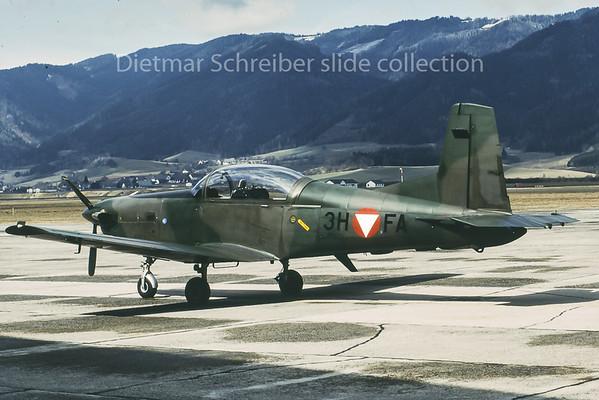 1999-03-23 3H-FA Pilatus PC7 Austrian Air Force