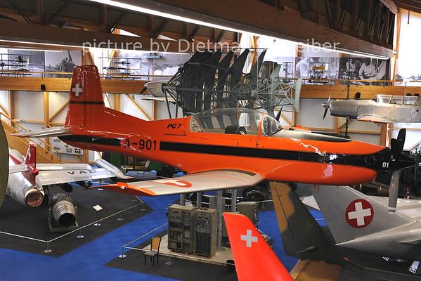 2011-06-11 A-901 PC7 Swiss Air Force