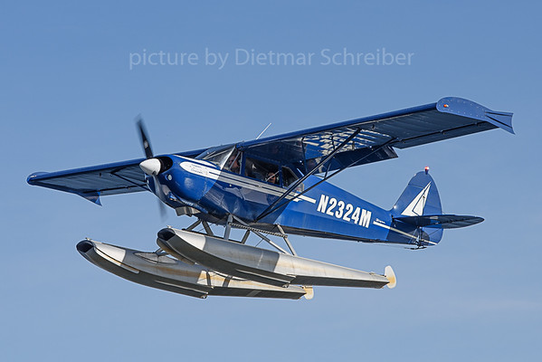 2019-09-23 N2324M Piper 12