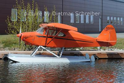 2012-05-21 N2502A Piper 22