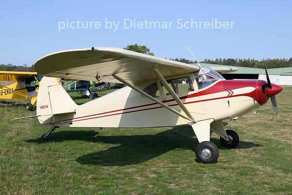 2020-09-12 N831A Piper 22