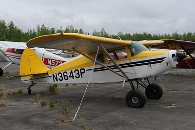 2013-06-01 N3643P Piper 22