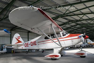 2019-06-26 OE-DIE Piper 22 Tri Pacer
