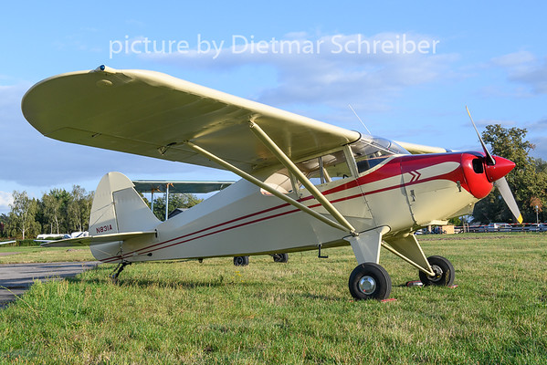 2020-09-10 N831A Piper 22