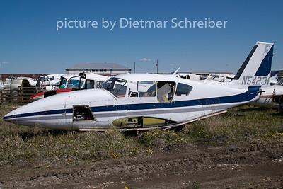 2009-05-27 N54231 Piper 23