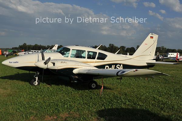 2011-08-26 D-ILSA Piper 23