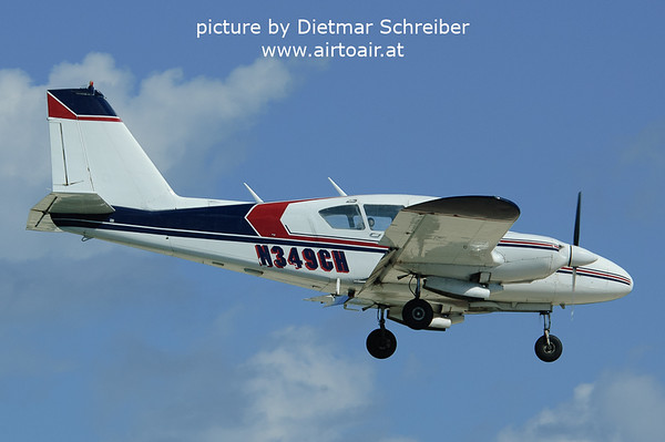 2006-03-06 N349CH Piper 23