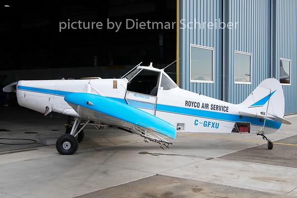 2009-05-26 C-GFXU Piper 25 Royco Air Service
