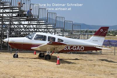 2021-09-03 SX-GAO Piper 28