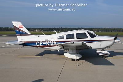 2021-09-14 OE-KMA Piper 28