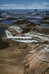 1970-08 N3105E Piper 31P-310 Navajo (c/n 31-313)