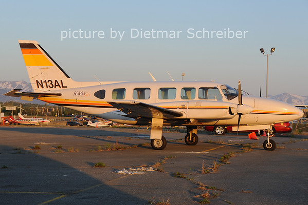 2020-05-26 N13AL Piper 31 Kavan Air