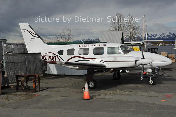 2012-05-12 N27987 Piper 31 Alaska AIr Taxi