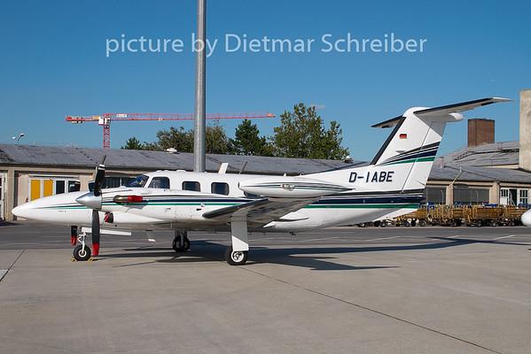 2008-09-09 D-IABE Piper 42