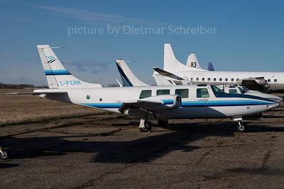 2007-04-28 C-FHEK Piper Aerostar Air Spray
