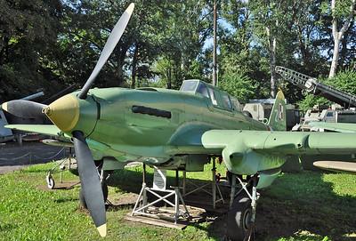 """Ilyushin Il-2m3 Shturmovik """"21 White"""""""