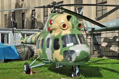 """Mil Mi-2P """"1449 White"""""""