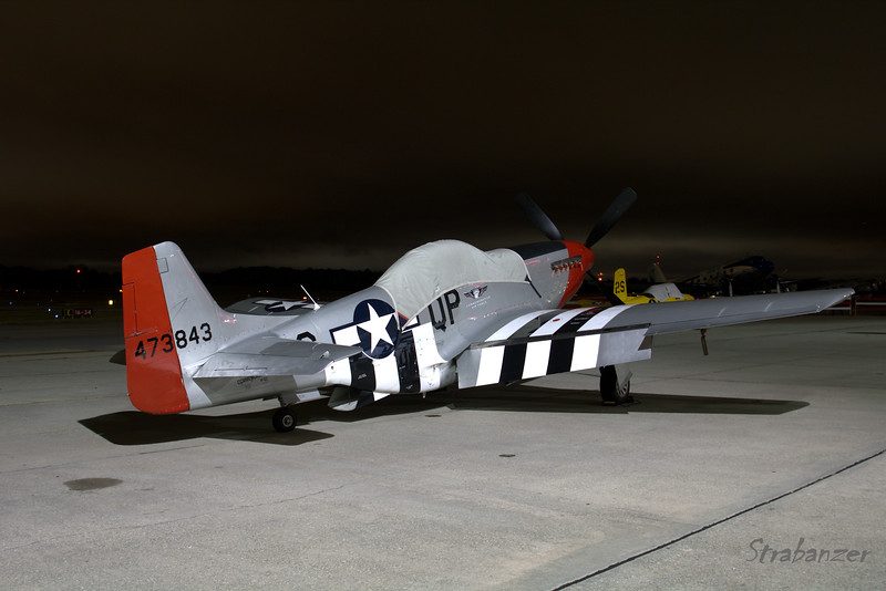 P-51D Mustang c/n 122-40383 Ser 44-73843  NL10601