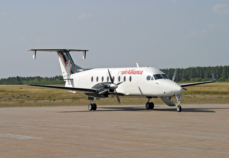 Air Alliance Beech 1900D