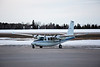 116 of 365 (Aero Commander)<br /> <br /> This Aero Commander 500S sits on the ramp at Dryden waiting for the fire season to start.