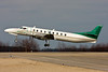 Perimeter flight 979 leaving the Dryden Airport.