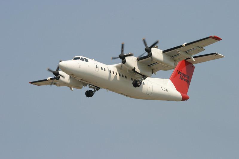 Voyageur Airways Dehavilland DHC-7-102 (C-GFFL)