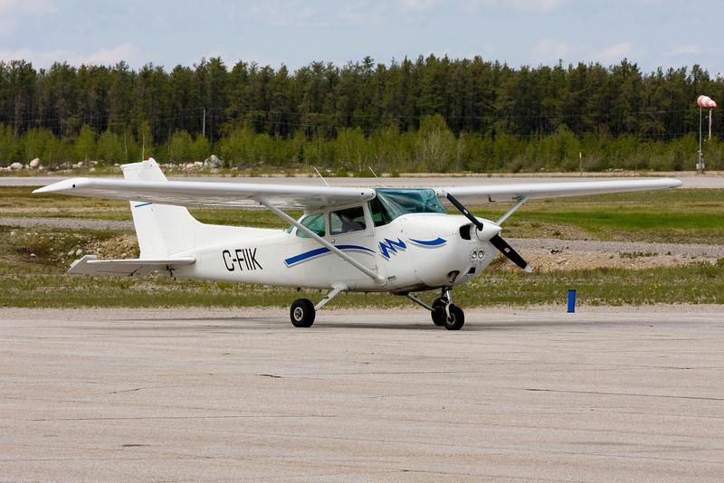 Cessna 172N.