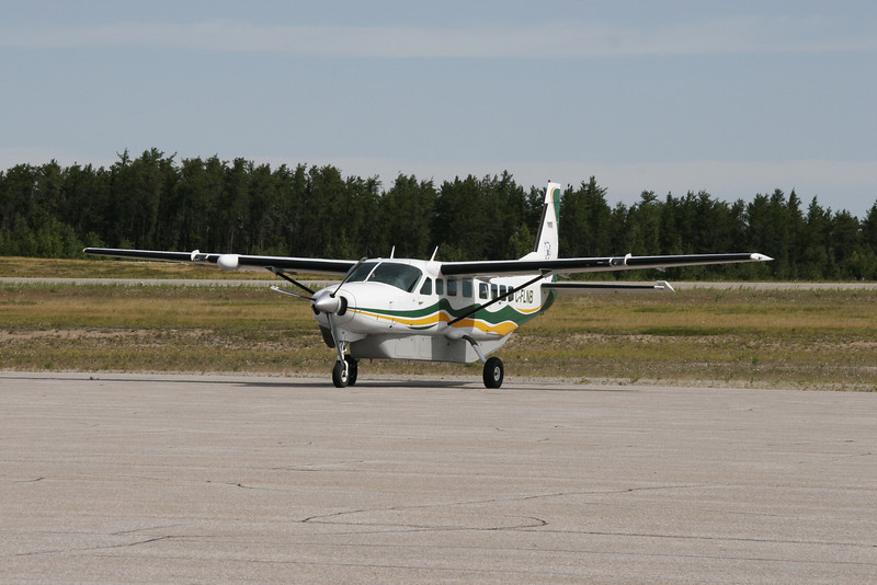 A Caravan operated by North Star Air.
