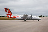 Air Inuit came to Dryden for a MNR charter with this Dash-8.