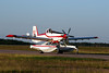 Conair from British Columbia landed in Dryden for a good nights sleep and a hot meal with three Air Tractor 802F's. If I remember correctly, they where on the way to Quebec.<br /> <br /> Thanks to Alex B. for contacting me with the aircraft information.