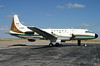 Enviroment Canada in a Convair 580 sitting on the MNR ramp in Dryden on September 18, 2004.<br /> <br /> It only took me nine years to get around to working on the photo.