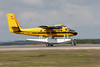 Using a slower shutter speed to give the sense of motion, my new 70-300 mm Image Stabilized lens captures Tanker 845 about to lift off runway 11.<br /> <br /> This de Havilland DHC-6 Twin Otter is operated by the Ministry of Natural Resources and stationed in Dryden Ontario, Canada.