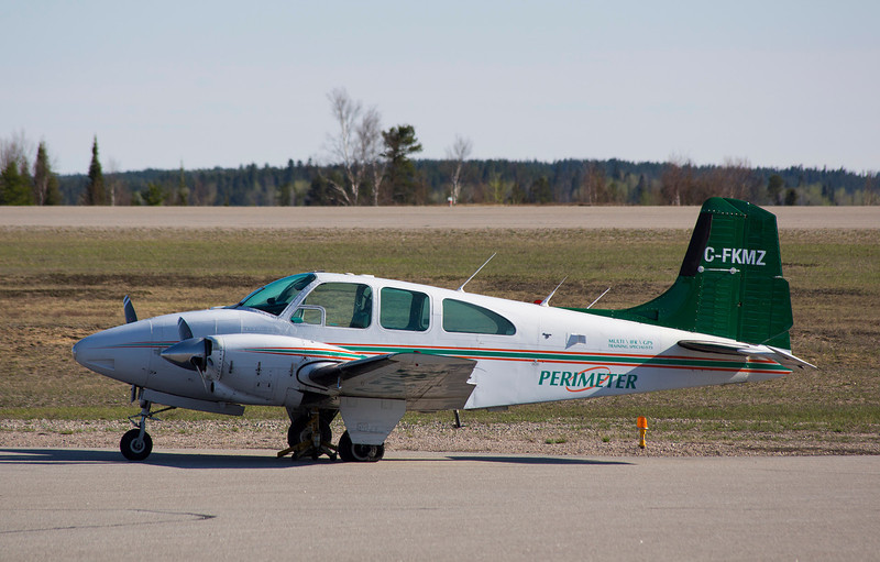 142 of 365 (Flat Tire)<br /> <br /> Got a flat tire during landing.