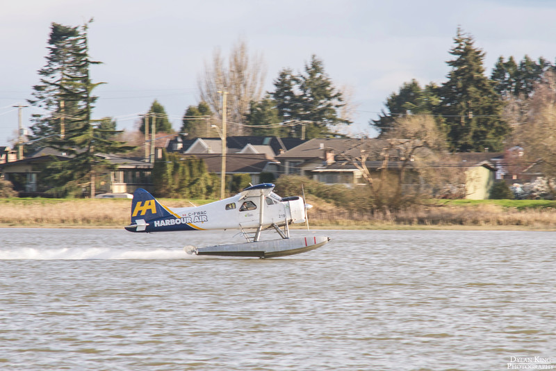 C-FWAC DeHavilland Beaver