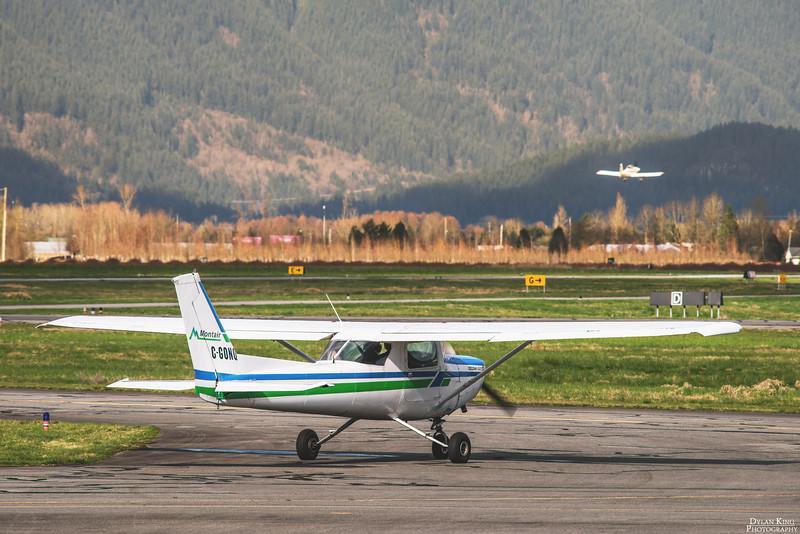 C-GONQ Cessna 152 II