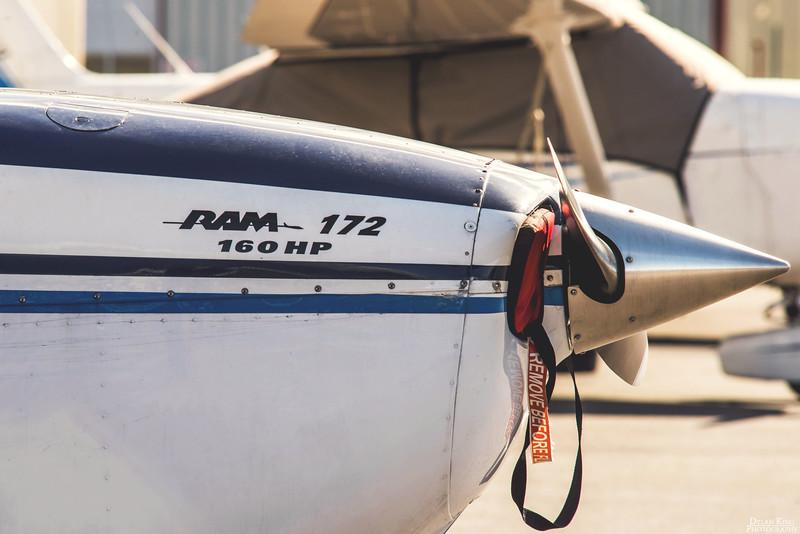 C-FHTI Cessna 172