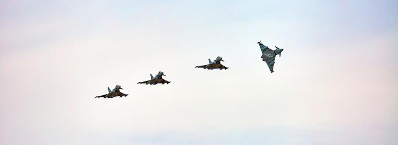 RAF Lossiemouth - 11 May 2018