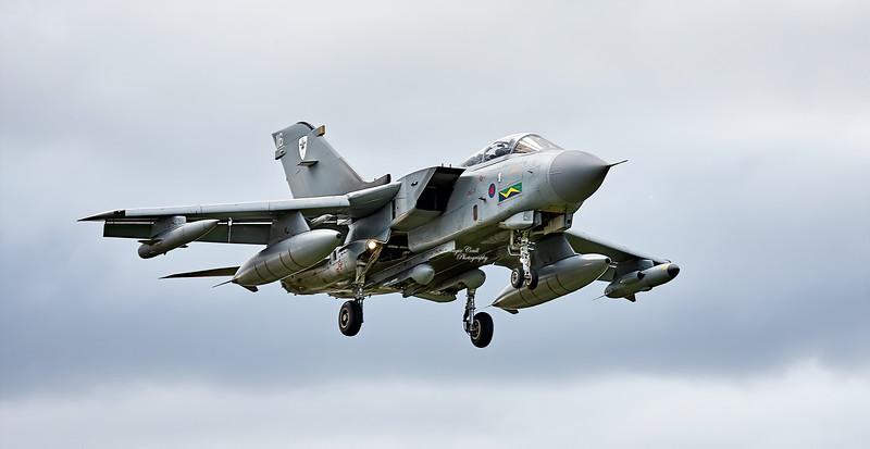Tornado at RAF Lossiemouth - 2 September 2009