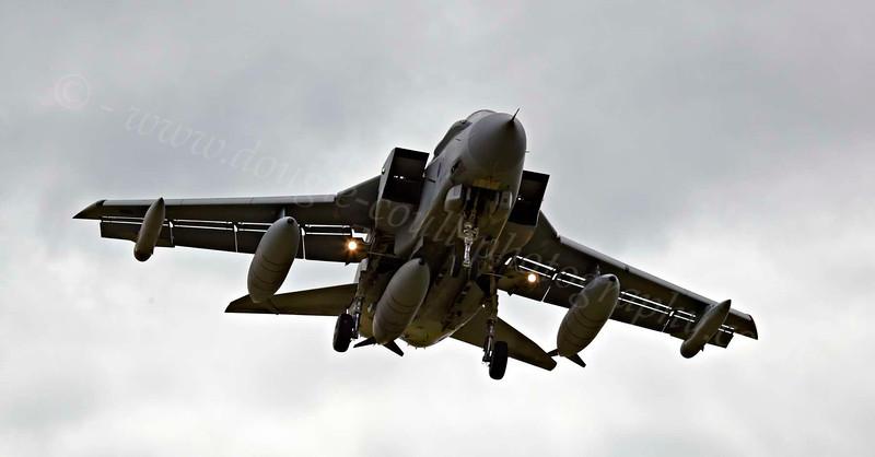 Tornado - Lossiemouth - 9 August 2012