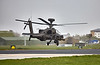 Westland Apache AH.1 (ZJ184) at RAF Lossiemouth - 11 May 2018