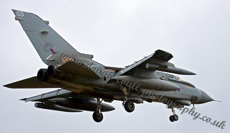 Lossiemouth Tornado
